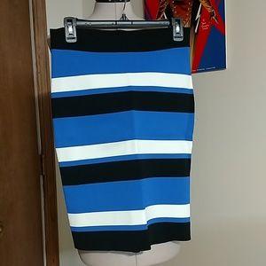 BCBGmaxazria pull on pencil skirt